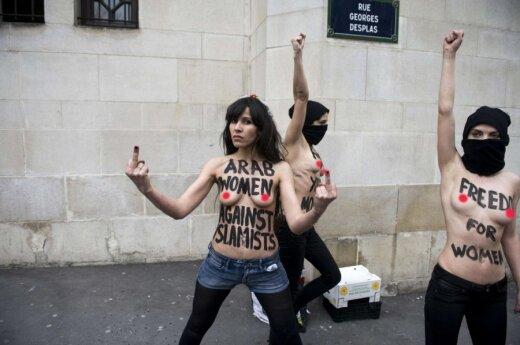 Tunezja: Aktywistki Femen wyjdą z więzienia