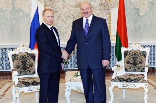 Путина в Казахстане перепутали с Лукашенко
