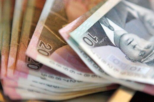 Od 1 czerwca banknoty o nominale 10 i 20 litów stracą ważność