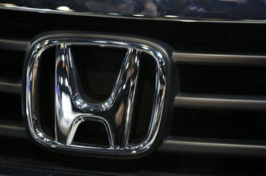 Honda отзывает в Америке сотни тысяч машин