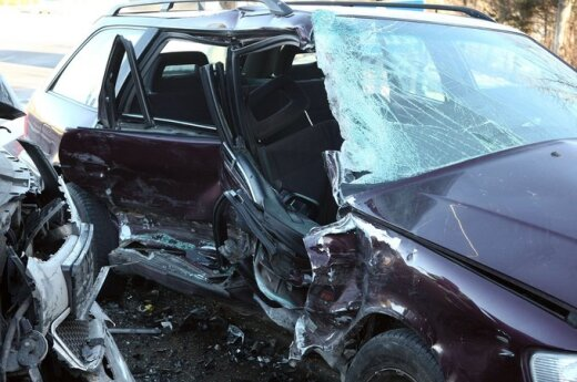 За неделю на дорогах Литвы погибли 4 человека