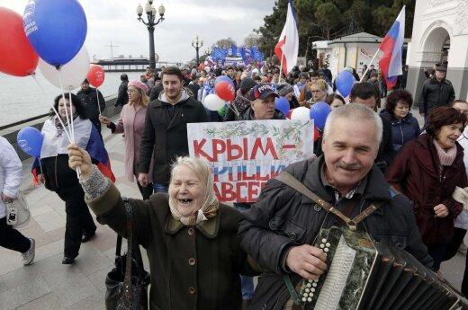 Перенос выборов президента России из-за Крыма. Кому это нужно?