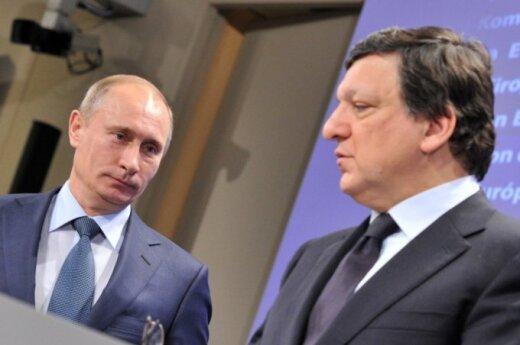 Баррозу поддержал позицию Украины по гуманитарной миссии