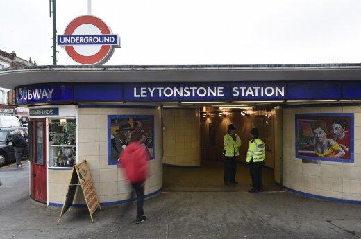 Per kruviną išpuolį drąsą pademonstravęs Londono lietuvis tėvams apie neeilinį nuotykį nepasakojo