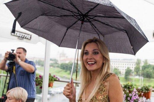 Aktorė Justė Zinkevičiūtė: iš tikrųjų aš esu kovotoja