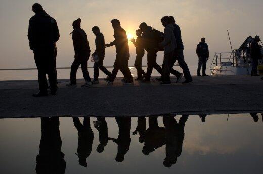 Anti-refugee initiative dealt major setback in Lithuania