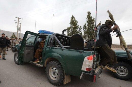 Afganistan: Polacy schwytali przywódcę talibów