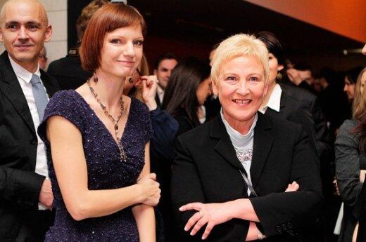 Monika Garbačiauskaitė ir Irena Degutienė