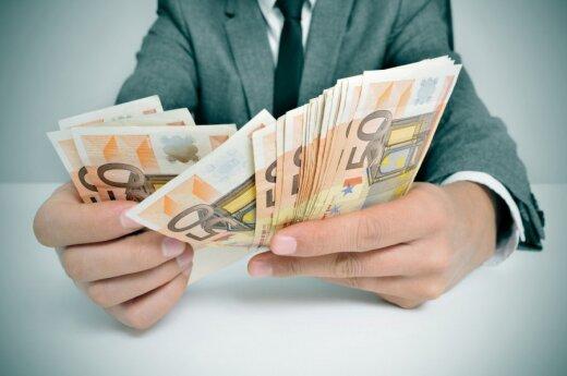 В Литву доставлена вторая партия банкнотов евро