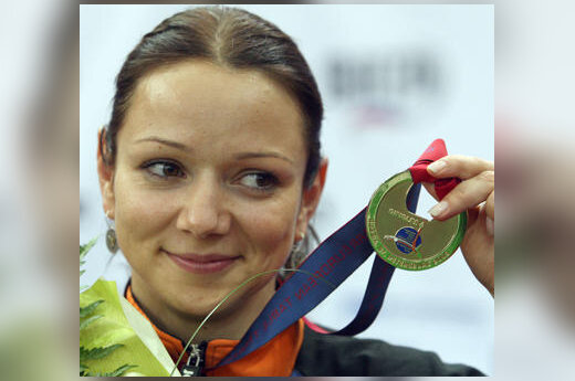 Rūta Paškauskienė – Europos stalo teniso čempionė