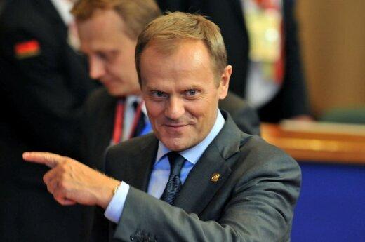 Tusk ogłosił drugie expose
