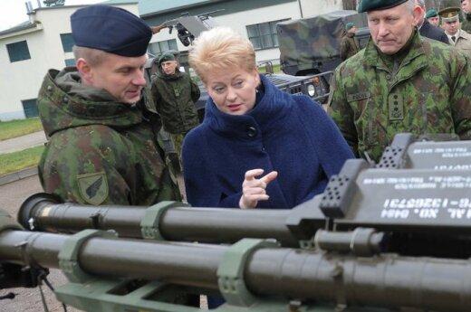 Były doradca prezydent RL porównał Grybauskaitė do Putina