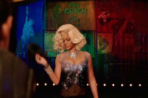 """Rihanna filme """"Valerianas ir Tūkstantmečio planetų miestas"""""""