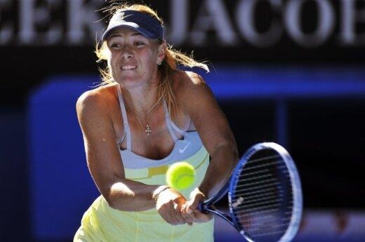Шарапова проиграла в полуфинале Australian Open