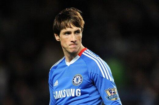 """Fernando Torresas (""""Chelsea"""")"""
