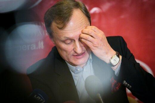Gintautas Kėvišas, the unmovable