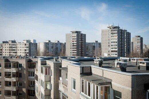 Per 2016 metų paskutinį ketvirtį būsto kainos Lietuvoje padidėjo 1,8 procento