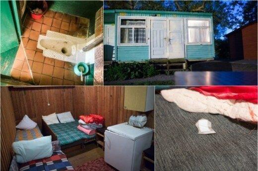 Домики в Швентойи за 4 евро: не пожелаешь даже врагу