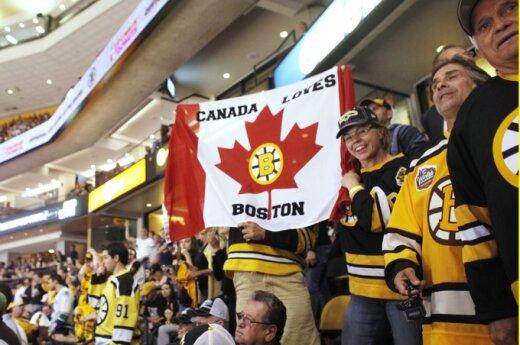 """НХЛ: """"Бостон"""" и """"Ванкувер"""" рассудит седьмой матч"""