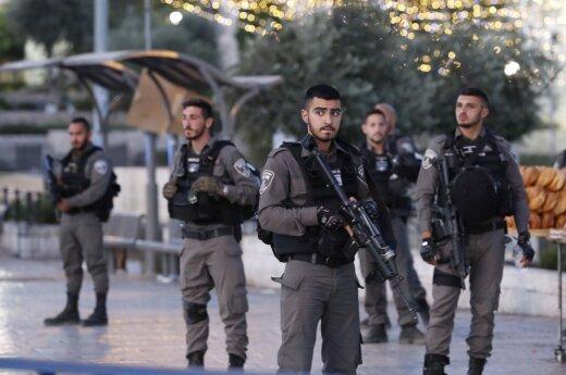 Женщина-полицейский погибла при ножевой атаке в Иерусалиме