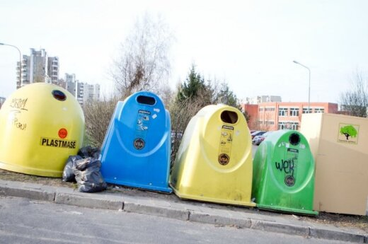 Lithuania is approaching its waste management target