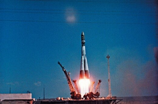 Россия признала, что проиграла космическую гонку США