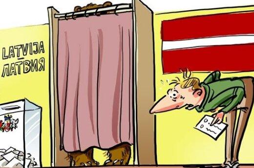 Rosja upomina się o rosyjskojęzycznych obywateli na Łotwie i Estonii