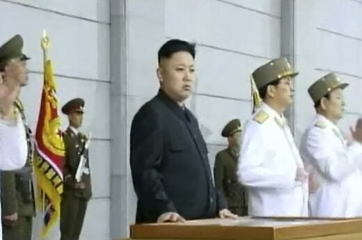 Paradas Šiaurės Korėjoje