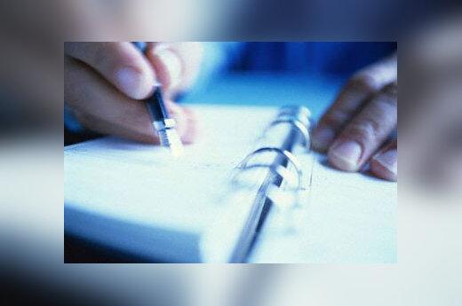 Dokumentai, popieriai, verslas, parašas