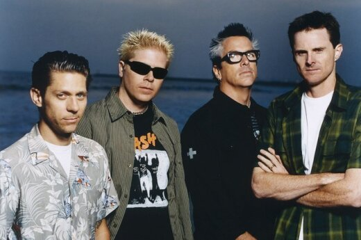 The Offspring fot. Sony BMG