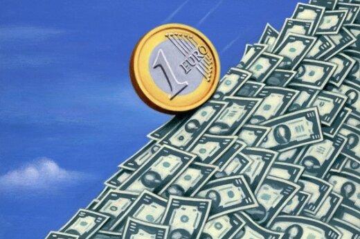 Д.Грибаускайте: Литва может ввести евро в 2012-2015 гг.