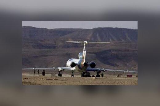 Užgrobtas Rusijos lėktuvas