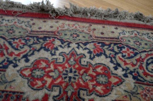 Vonios kilimėlis iš tikrų samanų