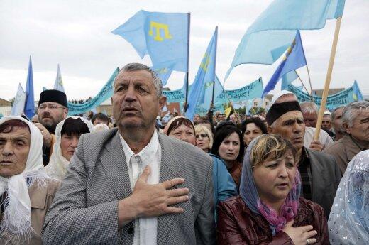 Д.Лидингтон: Крым – не российский, и он не забыт