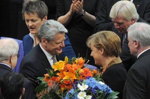 Naujuoju Vokietijos prezidentu išrinktas Joachimas Gauckas