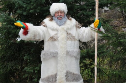 Polski Św. Mikołaj z Trockiego Domu Kultury