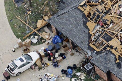 Наводнение на юге Техаса в США: первые жертвы в Сан-Антонио