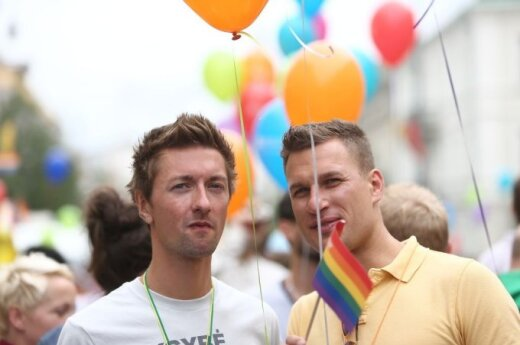 В Литве будут заключаться однополые браки