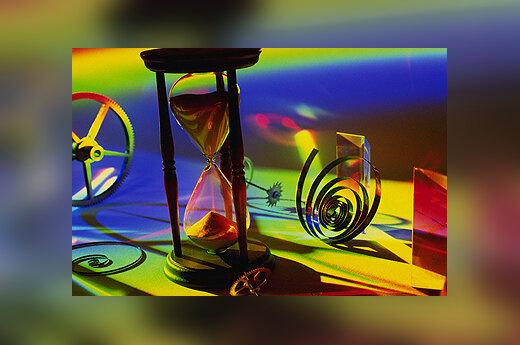 Smėlio laikrodis, skubėjimas