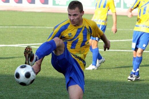 """Giedrius Slavickas (""""Kruoja"""")"""