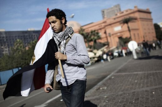 Египет нанес воздушные удары по Синайскому полуострову