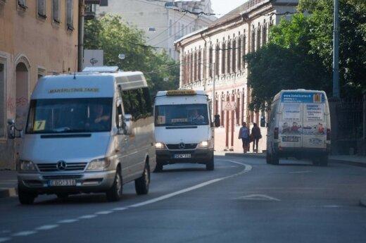 Vilnietis: transporto reforma mane maloniai nustebino