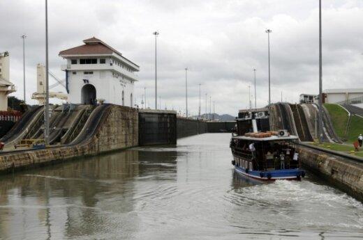 Впервые за 20 лет закрыт Панамский канал