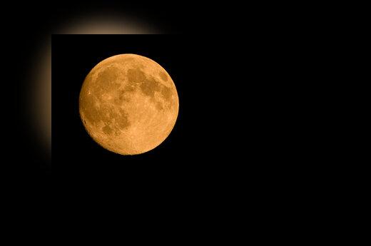 Mėnulis, pilnatis