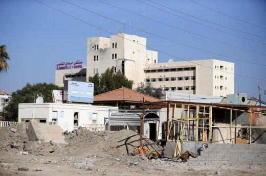 Sprogimas Bagdade nusinešė mažiausiai 15 gyvybių