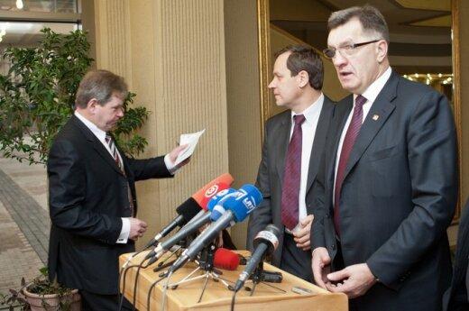 Dudzińska: Czy nowy rząd na Litwie zdoła wyjść poza język deklaracji?