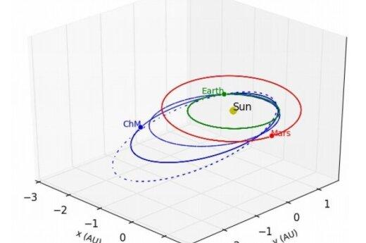 Rosja: Astronomowie wyjaśnili skąd przyleciał czelabiński meteoryt