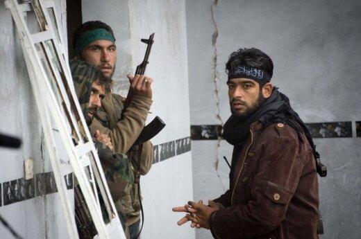 Боевики публично казнили повстанцев на северо-западе Сирии