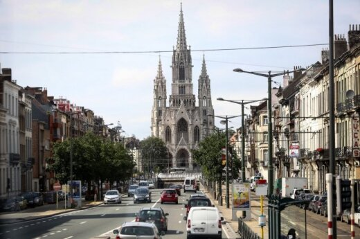 Lithuania considers closing embassy in Belgium