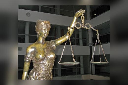 Teismas, temidė, teisingumas